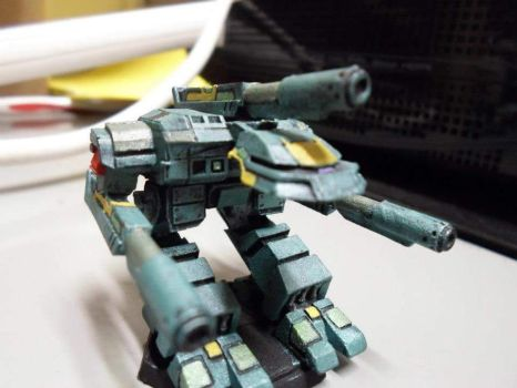 Zeon Heavy Catapult by Edge-Maverick