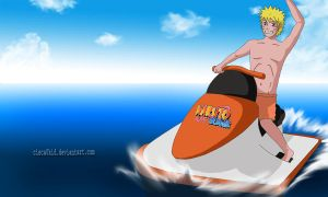 GO NARUTO 8D by Cisca0Kid
