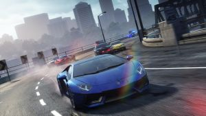 Aventador LP-700 Most Wanted 2012 by RyuMakkuro