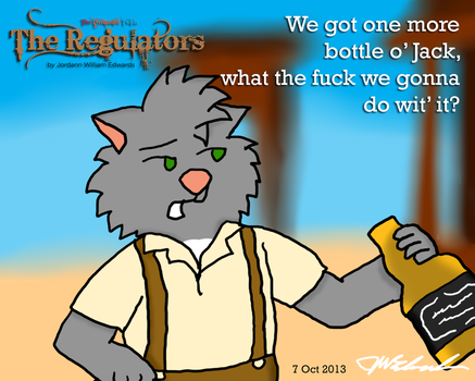 TDT: The Regulators - One More Bottle by JWthaMajestic