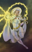 Storm by Craneoos
