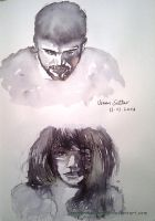 Sketchbook - Ink and Wash - People - 6 by anime-master-96