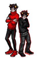 Meet the Vantas by AlyssaTye