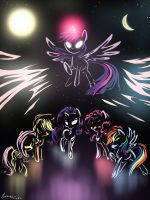 The Eternal Six by Almaska