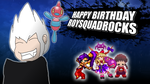 AG - Birthday from his MUGEN Characters by thebestmlTBM