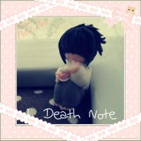 L Death Note by KawaiiPetitPois