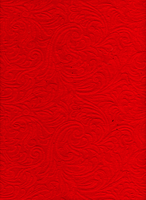 Red Victorian Fabric Texture by Nortiker