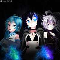 Mh, Brs and Vf by VocalRoussBlack