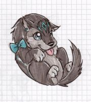 Baby Beast by Jacyll