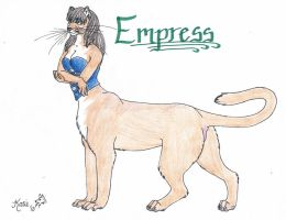 Shir Empress by blackwolfmagic