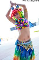 Otakon 2015 - Belly Dasher(PS) 20 by VideoGameStupid