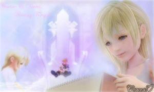 Namine and Ventus Banner by Graces87