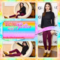 Photopack 1720: Victoria Justice by PerfectPhotopacksHQ