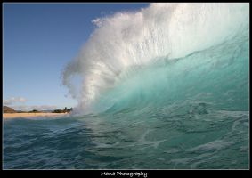 The Backwash by manaphoto