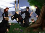 Snape's Worst Memory by Harry-Potter-Spain