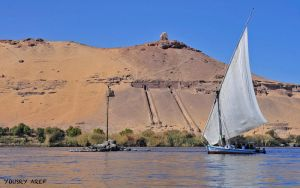 Aswan as usual by Nile-Paparazzi