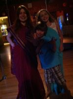 Sedona, Fen, and Me at Akasha Blue Sky CD Release by IvyDevi