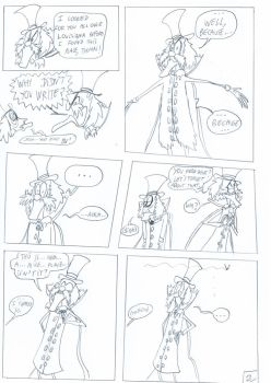 Haunted Mansion - Father's Day - Page 2 by ScroogeMacDuck