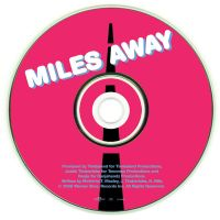 Miles Away compact disc by Ludingirra