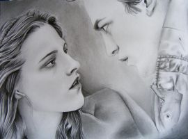 Edward and Bella by Zendilajn