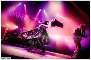 Evanescence / Lotto Arena Antwerp / 2012 by TimTronckoe