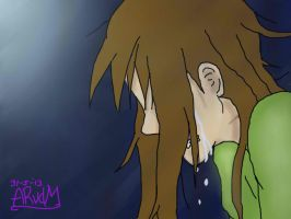 Alex Crying ~ Expressions thing? xD by xela1234