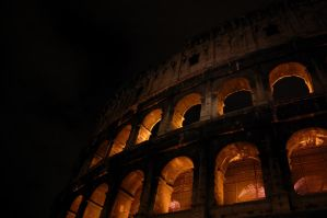 Colosseo by Nataskus