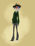Sollux by NightLoveDeath
