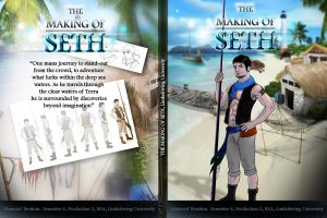 Making of Seth Cover by Morefeous