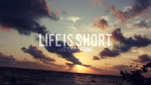 life is short by dailydesign