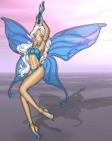 Meka Roe Fairy a Urd Rip by thedpq