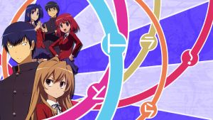 Toradora! : Wallpaper by B1itzsturm