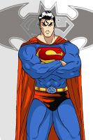 SUPERMAN by Magical-Dreamers