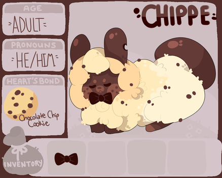 [ Flufferbun ] Chippe by Ghoulet