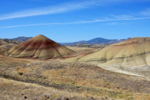 Painted Hills 2 by opticverve