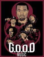 G.O.O.D Music by Tecnificent