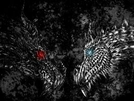 Dovah Brothers by Dk-Raven