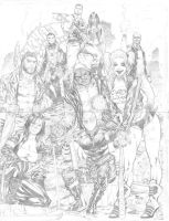 Suicide Squad by Fredbenes