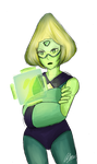 Peridot Collab by Astralstonekeeper