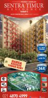 Roll Banner Sentra Timur Residence by jumidsgn