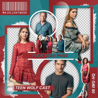 Pack Png: Teen Wolf Cast #423 by MockingjayResources