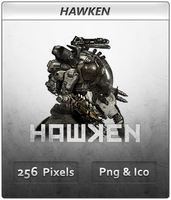 HAWKEN - Icon by Crussong