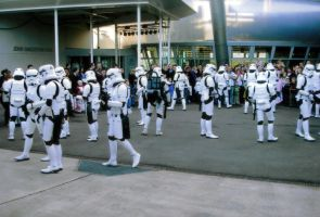 Stormtrooper Invasion at The National Space Centre by masimage