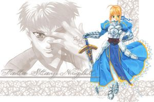 Fate Stay Night by Nick-Ian