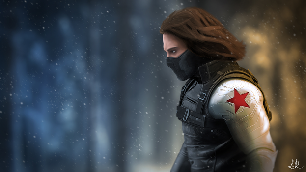 Winter Soldier by Lucas246