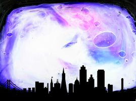galaxy city 4 by ARAart