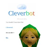 Cleverbot is BEN. For real. by Mauritaly