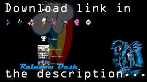 PS3 Pony Theme by InternationalTCK