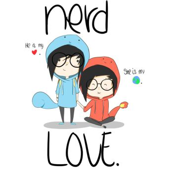 Nerd Love by Tragedyz
