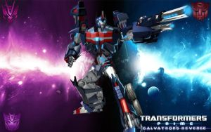 Transformers Prime Autobots - Ultra Magnus by 4894938